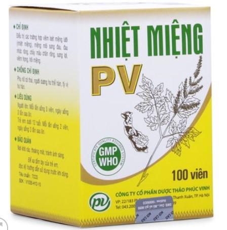 thuốc nhiệt miệng pv giá bao nhiêu, thuốc nhiệt miệng pv, thuốc chữa nhiệt miệng pv, giá thuốc nhiệt miệng pv, tác dụng của thuốc nhiệt miệng pv, hướng dẫn sử dụng thuốc nhiệt miệng pv, Nhiệt miệng PV vị giá bao nhiều, Thuốc nhiệt miệng An Thảo, Nhiệt miệng PV Phúc Vinh, Nhiệt miệng PV dạng vị, Thuốc nhiệt miệng PP, Nhiệt miệng PV siro, Nhiệt miệng PV vị giá bao nhiêu, nhiệt miệng pv dạng vỉ, nhiệt miệng pv lọ, nhiệt miệng pv có tốt không, nhiệt miệng pv trẻ em, nhiệt miệng pv, viên nhiệt miệng pv