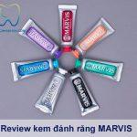 Review kem đánh răng Marvis có tốt không? Mua ở đâu?