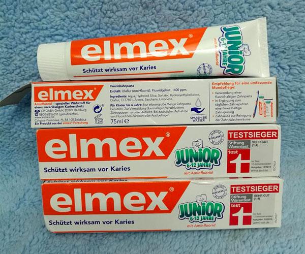 Review kem đánh răng Elmex có tốt không hay chỉ là chiêu trò quảng?